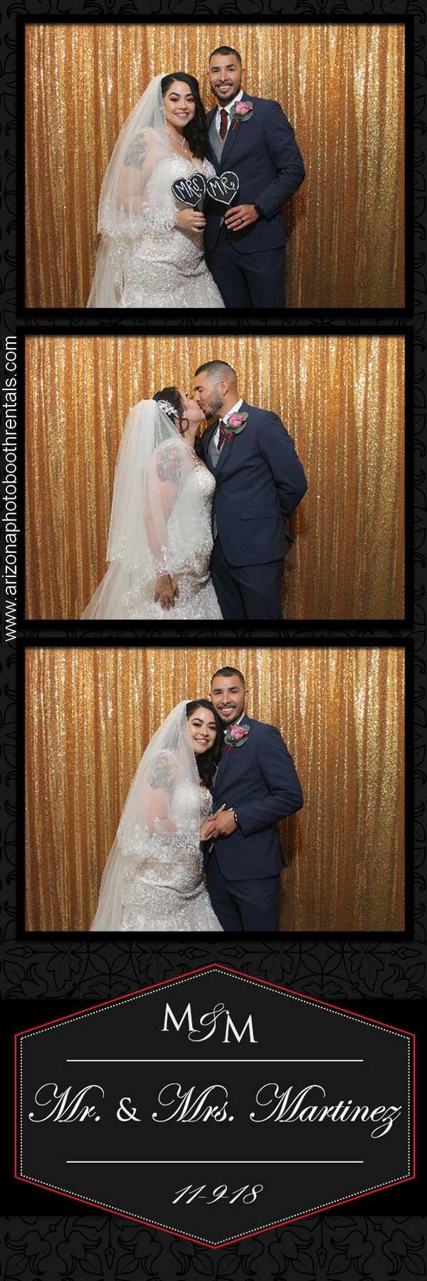 martinez wedding