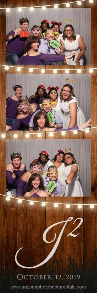 scootin' boots dance hall wedding