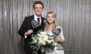 ironwood country club anthem wedding photo booth rental