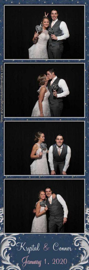 ocotillo wedding photo booth rental