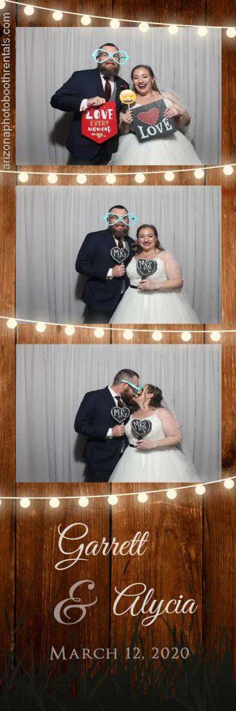 val vista lakes wedding reception