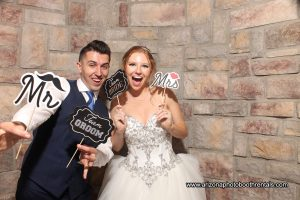 wedding at ashley castle