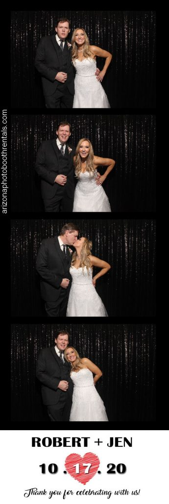 ancala country club wedding photo booth rental