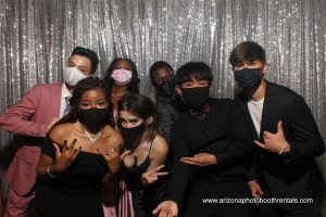 Photo Booth Rental for Paradise Honors HS at Warehouse 215