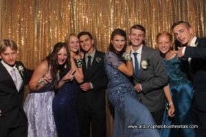 Photo Booth Rental for Casteel HS Prom