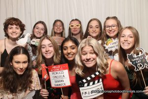 Photo Booth Rental for NCL Luncheon