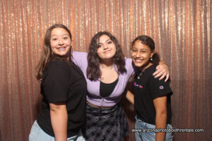 Dave and Buster's Private Party Photo Booth Rental
